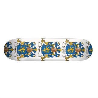 Escudo de la familia de Rousset Patín Personalizado