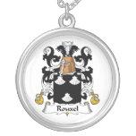 Escudo de la familia de Rouxel Grimpola Personalizada