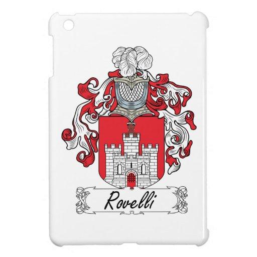 Escudo de la familia de Rovelli