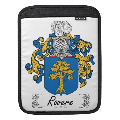Escudo de la familia de Rovere Manga De iPad