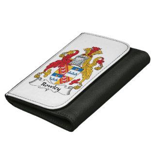 Escudo de la familia de Rowley