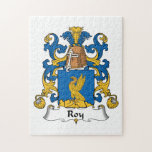 Escudo de la familia de Roy Rompecabeza