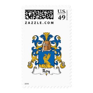 Escudo de la familia de Roy Envio