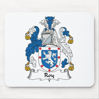 Escudo de la familia de Roy Tapete De Raton