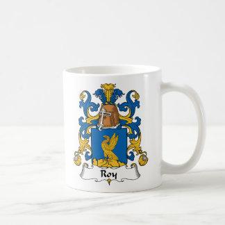 Escudo de la familia de Roy Taza Clásica