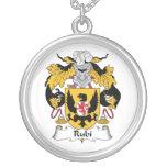 Escudo de la familia de Rubi Grímpola
