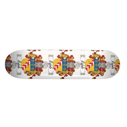 Escudo de la familia de Rufolo Tabla De Skate