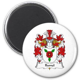 Escudo de la familia de Rumel Iman