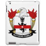 Escudo de la familia de Rutgers