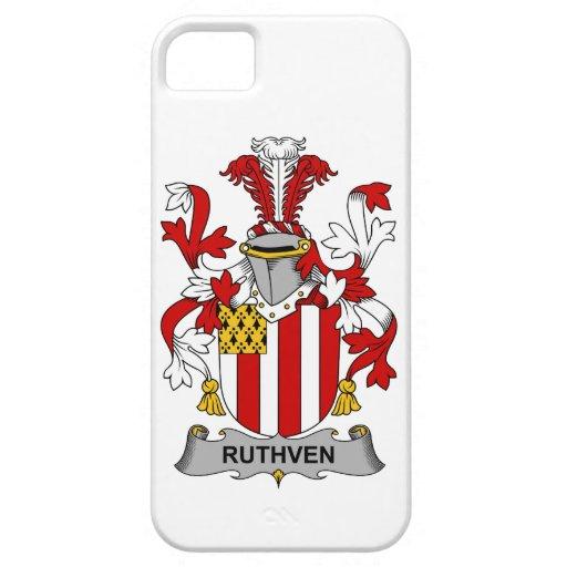 Escudo de la familia de Ruthven iPhone 5 Case-Mate Carcasas