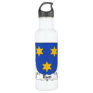 Escudo de la familia de Ruti