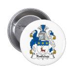 Escudo de la familia de Rutledge Pins