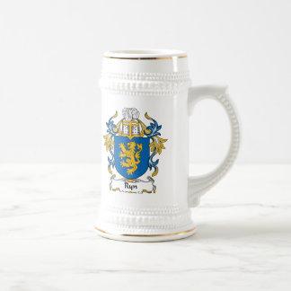 Escudo de la familia de Ryn Taza De Café