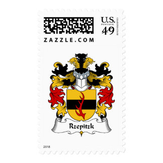 Escudo de la familia de Rzepitzk Envio