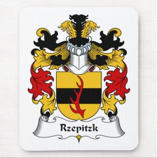 Escudo de la familia de Rzepitzk Alfombrilla De Ratón