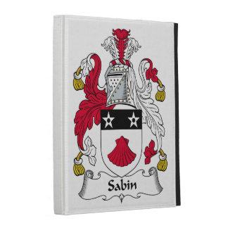 Escudo de la familia de Sabin