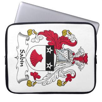 Escudo de la familia de Sabin Fundas Ordendadores
