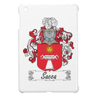 Escudo de la familia de Sacca iPad Mini Carcasas