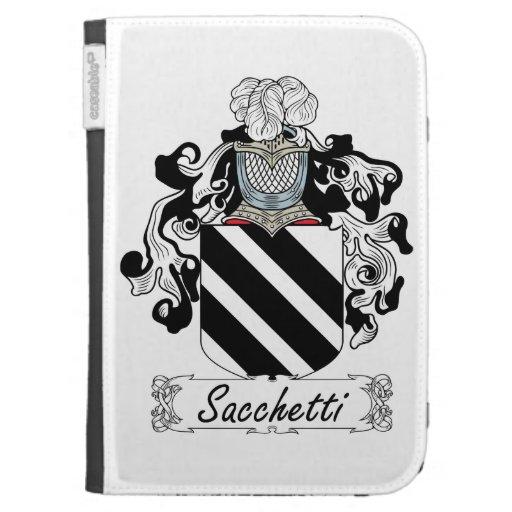 Escudo de la familia de Sacchetti