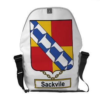 Escudo de la familia de Sackvile Bolsas De Mensajeria