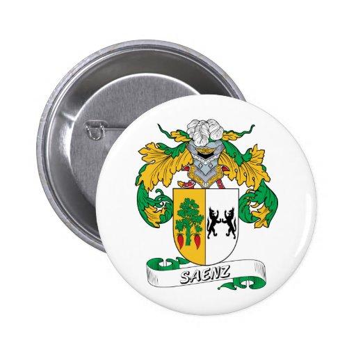 Escudo de la familia de Sáenz Pin