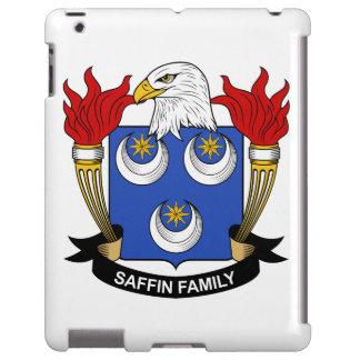 Escudo de la familia de Saffin Funda Para iPad