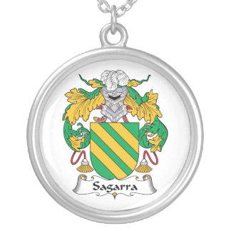 Escudo de la familia de Sagarra Collar