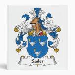 Escudo de la familia de Sailer