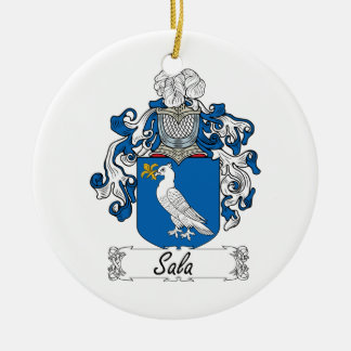 Escudo de la familia de Sala Ornato