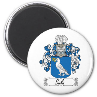 Escudo de la familia de Sala Iman De Nevera