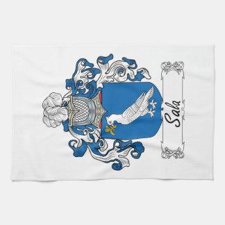 Escudo de la familia de Sala Toalla De Mano