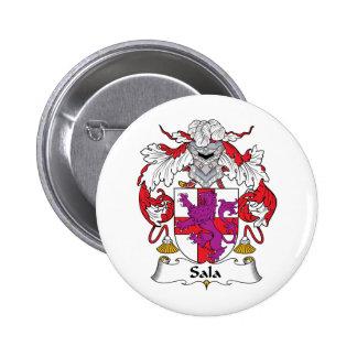 Escudo de la familia de Sala Pin