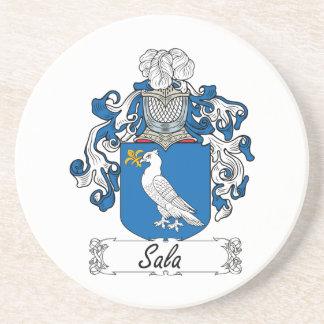 Escudo de la familia de Sala Posavasos Diseño