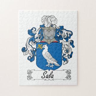 Escudo de la familia de Sala Puzzles