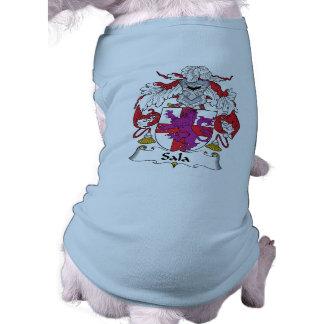 Escudo de la familia de Sala Camiseta De Perrito