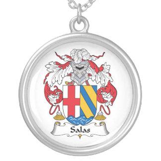 Escudo de la familia de Salas Joyería