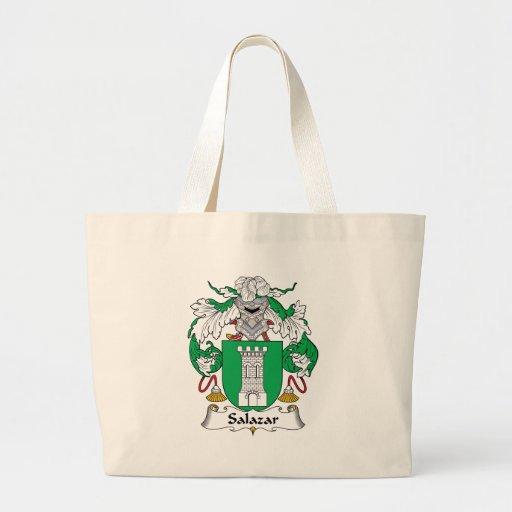 Escudo de la familia de Salazar Bolsas De Mano