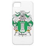 Escudo de la familia de Salazar iPhone 5 Protectores
