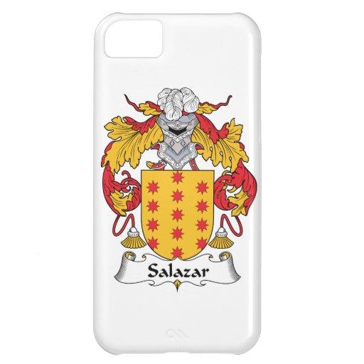 Escudo de la familia de Salazar Funda Para iPhone 5C