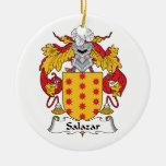 Escudo de la familia de Salazar Ornamente De Reyes