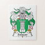 Escudo de la familia de Salazar Rompecabeza