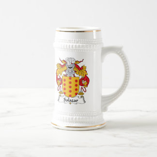 Escudo de la familia de Salazar Tazas De Café