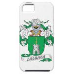 Escudo de la familia de Saldana iPhone 5 Cobertura