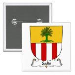 Escudo de la familia de Salis Pins