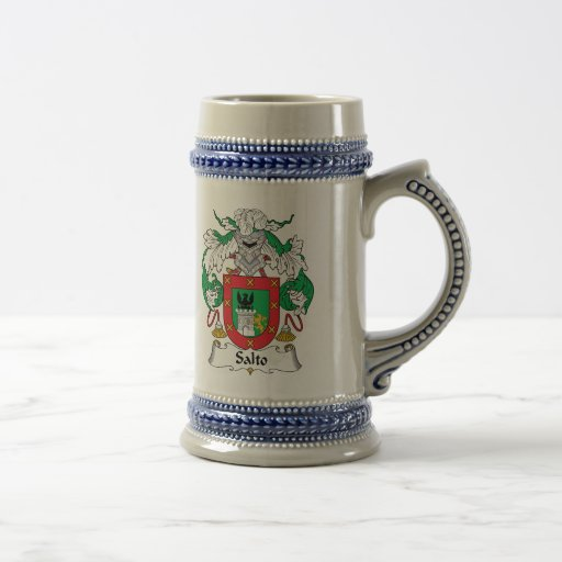 Escudo de la familia de Salto Jarra De Cerveza