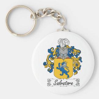 Escudo de la familia de Salvador Llavero Redondo Tipo Pin