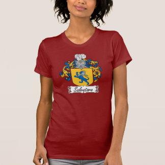 Escudo de la familia de Salvador Camiseta