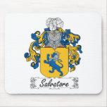Escudo de la familia de Salvador Tapete De Ratones