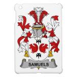 Escudo de la familia de Samuels iPad Mini Carcasa
