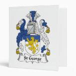 Escudo de la familia de San Jorge